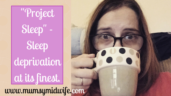 Project Sleep – Sleep deprivation at its finest.