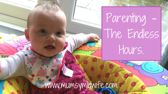Parenting – the endless hours.