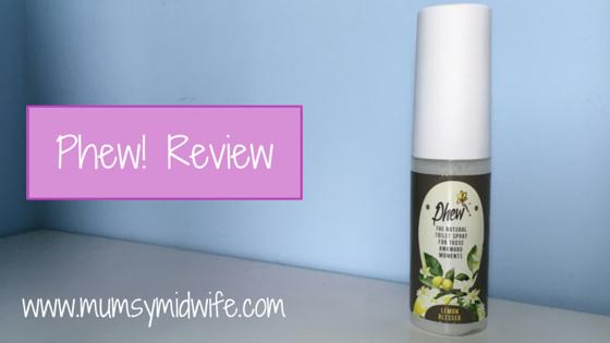 Phew! Review
