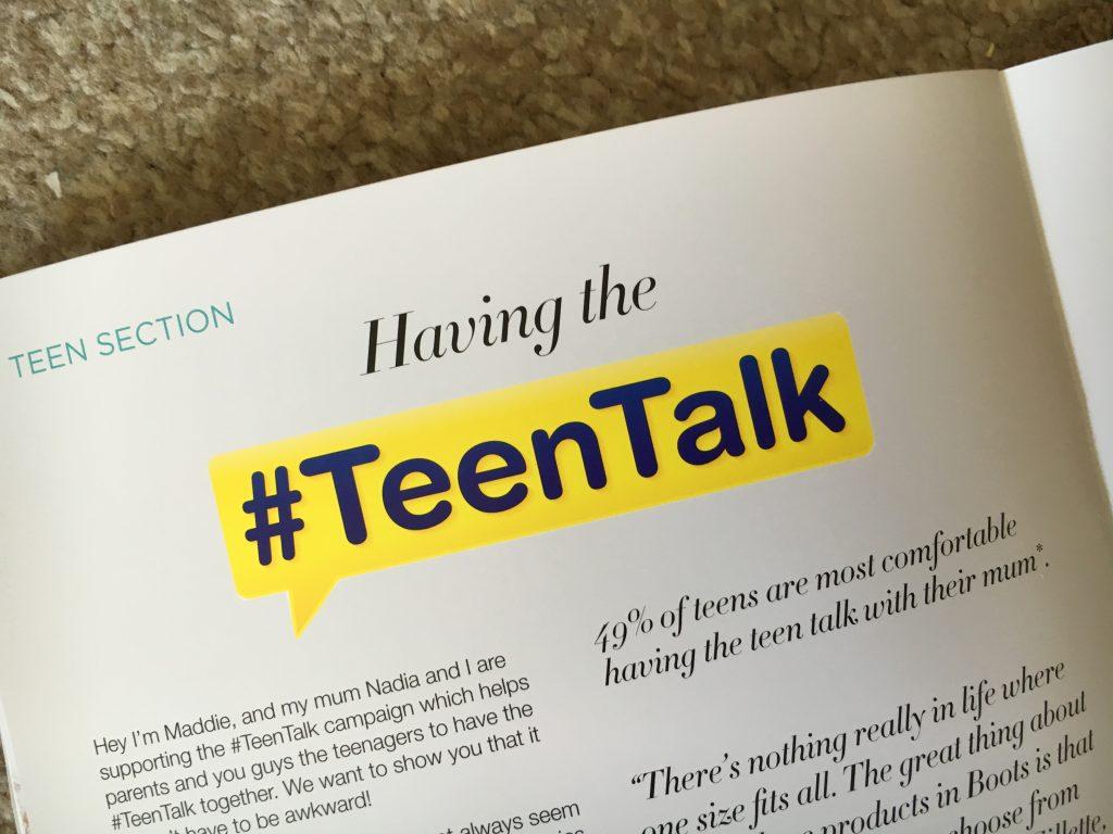 #TeenTalk www.mumsymidwife.com