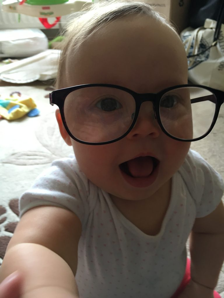 baby in glasses www.mumsymidwife.com