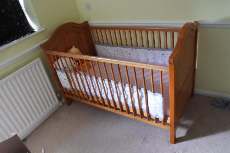 Cot bumpers, airwrap cot bumpers, www.mumsymidwife@gmail.com