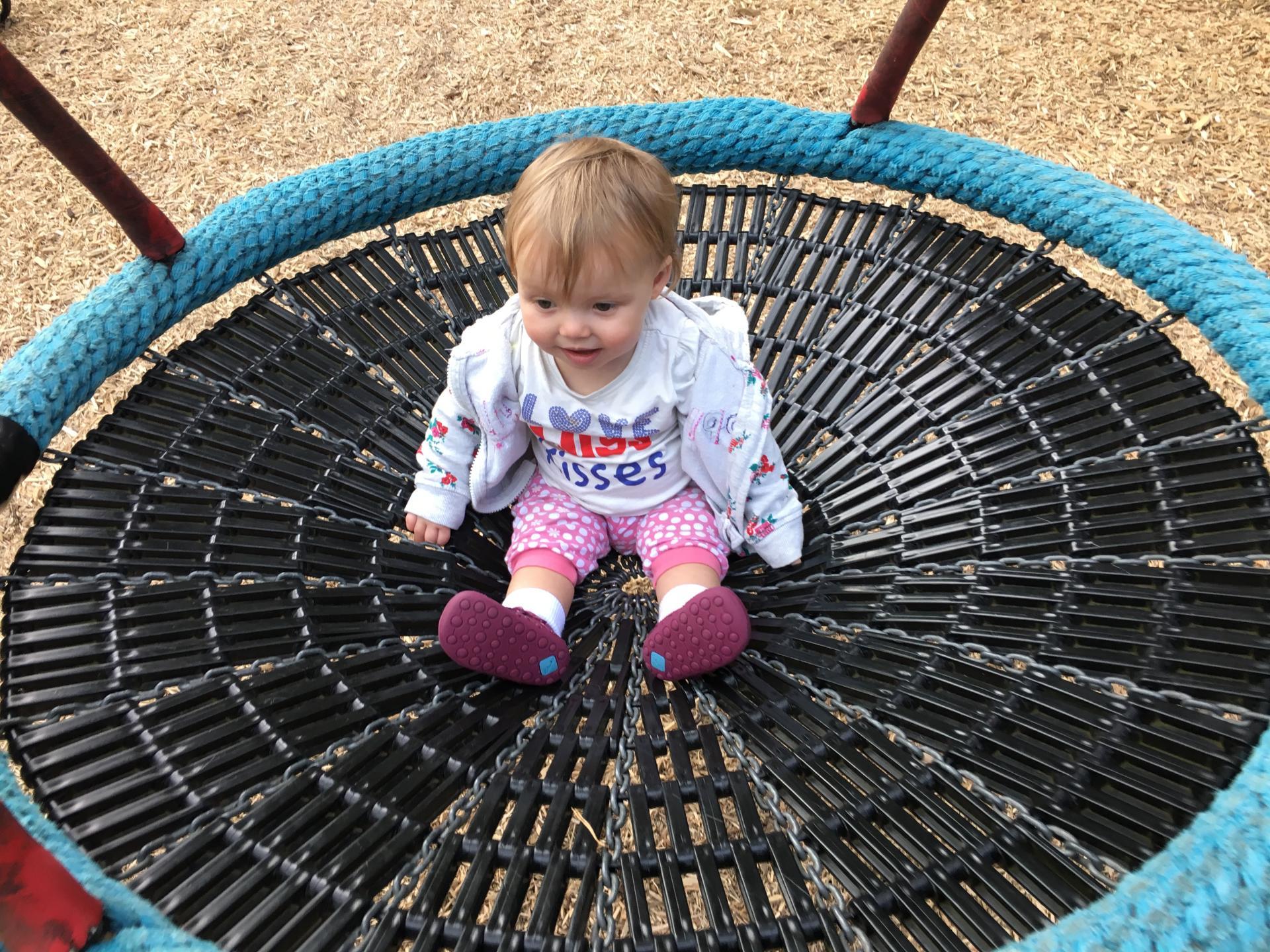 #stickfingers baby swing www.mumsymidwife.com