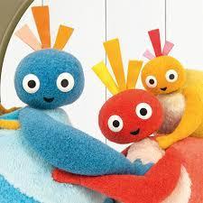 Twirlywoos, Peekaboo, Toodaloo, Great Big Who, Chickadee, Chick, CBeebies, www.mumsymidwife.com
