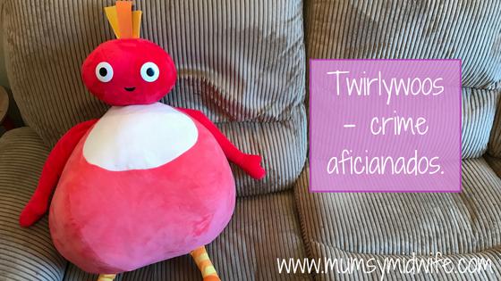 Twirlywoos – crime aficionados