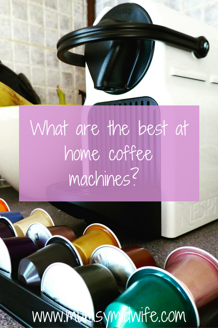 A review of the best at home coffee machines with coffee pods. Which are the best coffee machines? Nespresso, tassimo, dolce gusto, illy, starbucks? The coffee taste is so important.