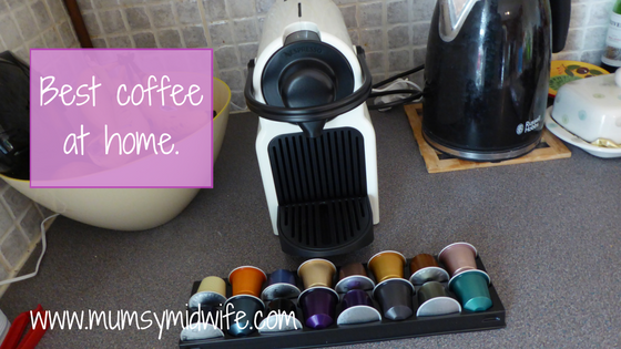 best at home coffee machines, nespresso, dolce gusto, tassimo, illy, starbucks. Best tasting. www.mumsymidwife.com