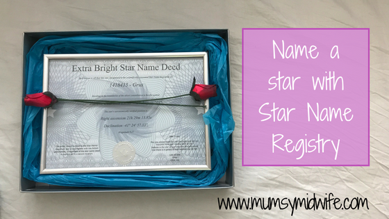 Wish upon a star… Star Name Registry review.