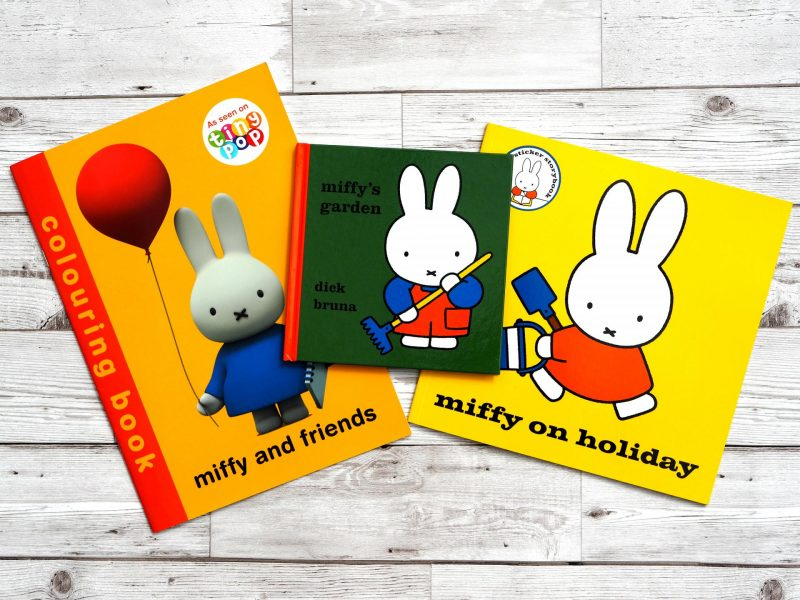 miffy jigsaw, miffy book, miffy colouring book, www.mumsymidwife.com