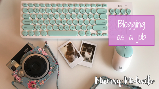 Blogging as a job – it isn't what you think