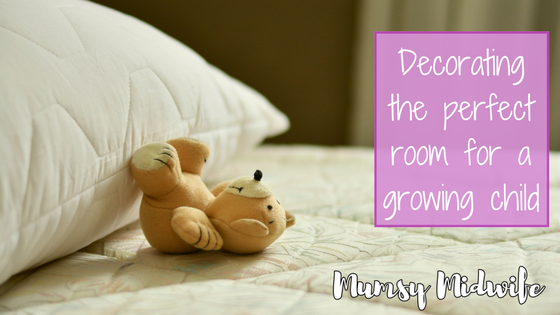 Decorating the perfect room for a growing child