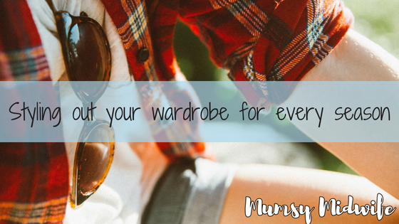 Styling out your wardrobe for every season