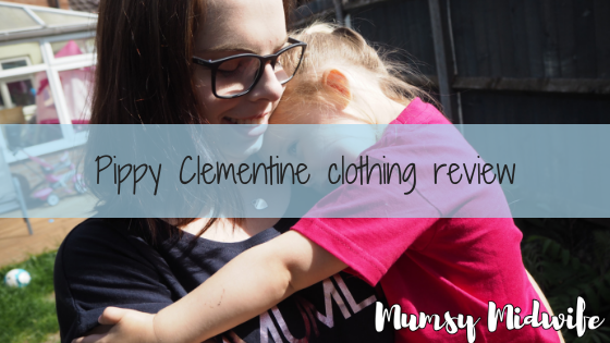 Pippy Clementine clothing review