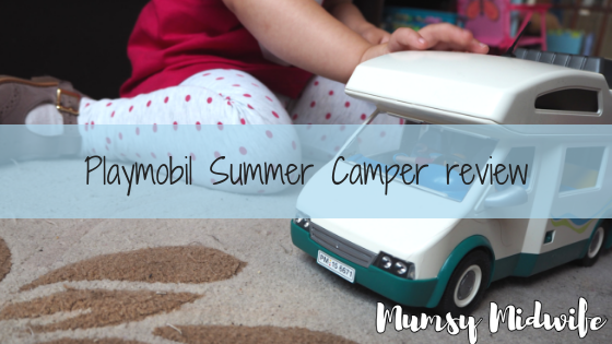 Playmobil Summer Camper review