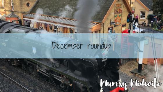 December 2018 round up